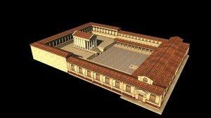 Forum of Ammaia